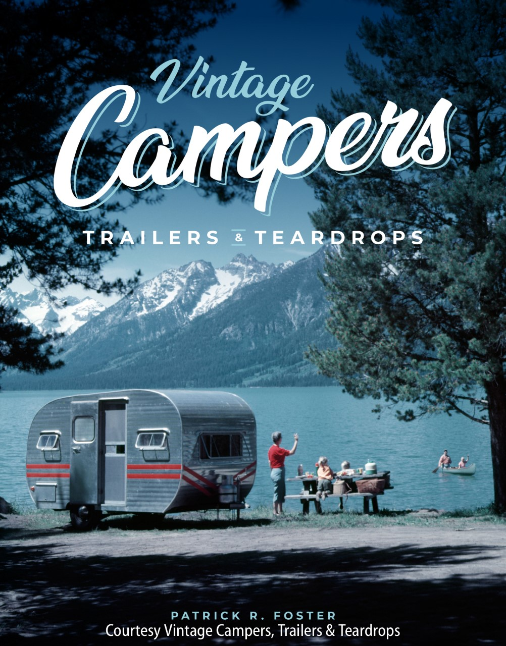 AutoMatters & More: Vintage Campers, Trailers & Teardrops