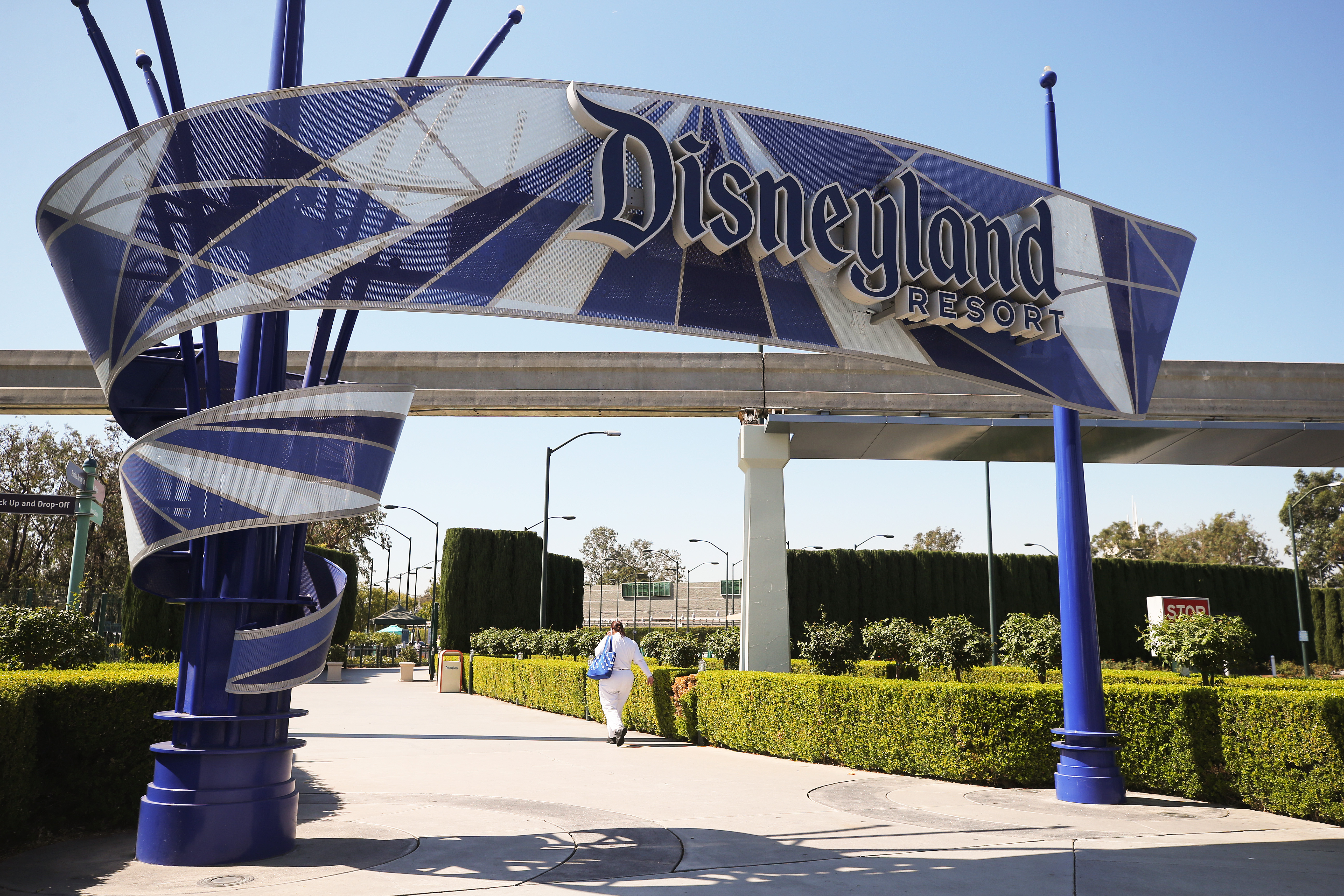 Gov. Newsom remains firm: It's too soon to reopen theme parks