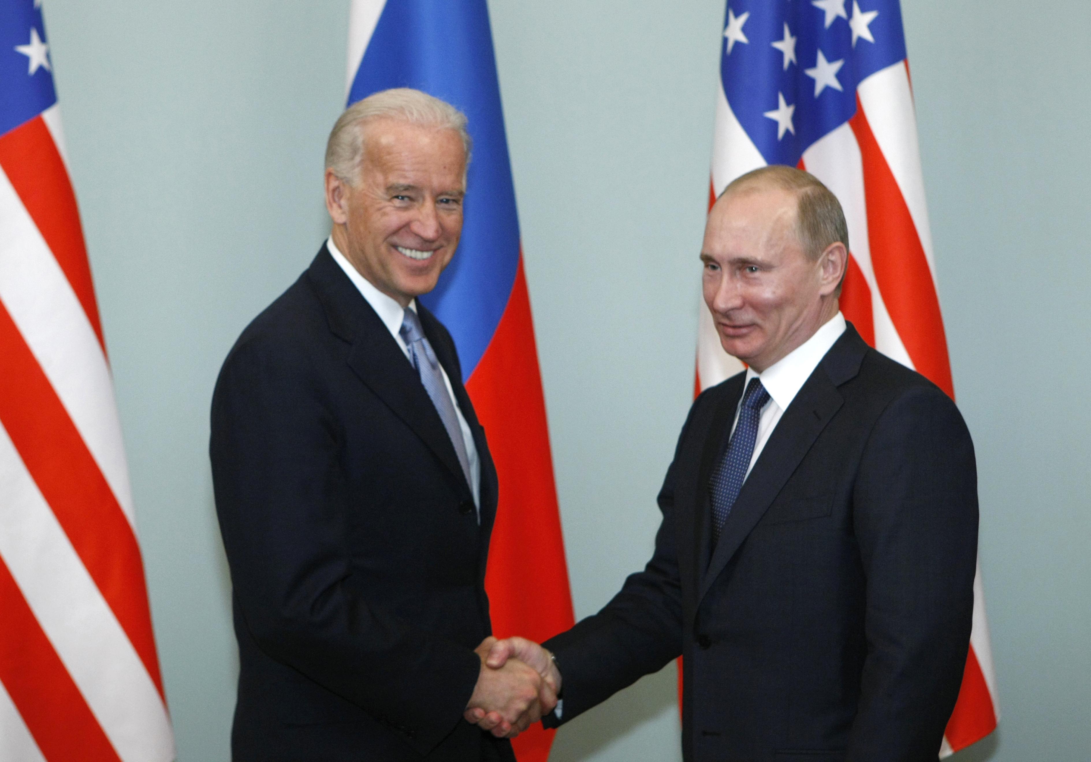 "Opinion: Russia wants Biden ""to dance the tango"" with Putin"