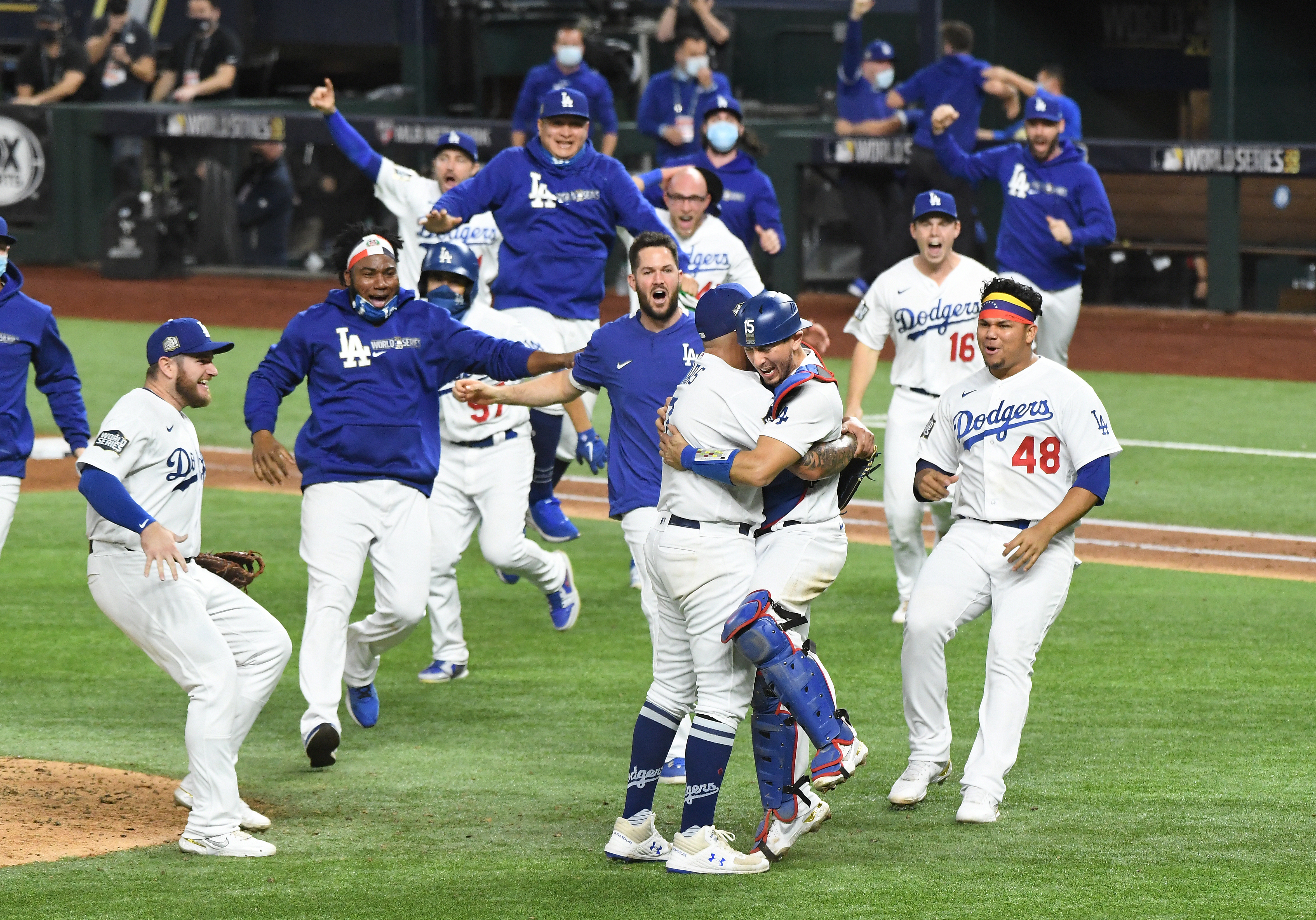 Essential California: Dodgers claim victory after 31-year drought