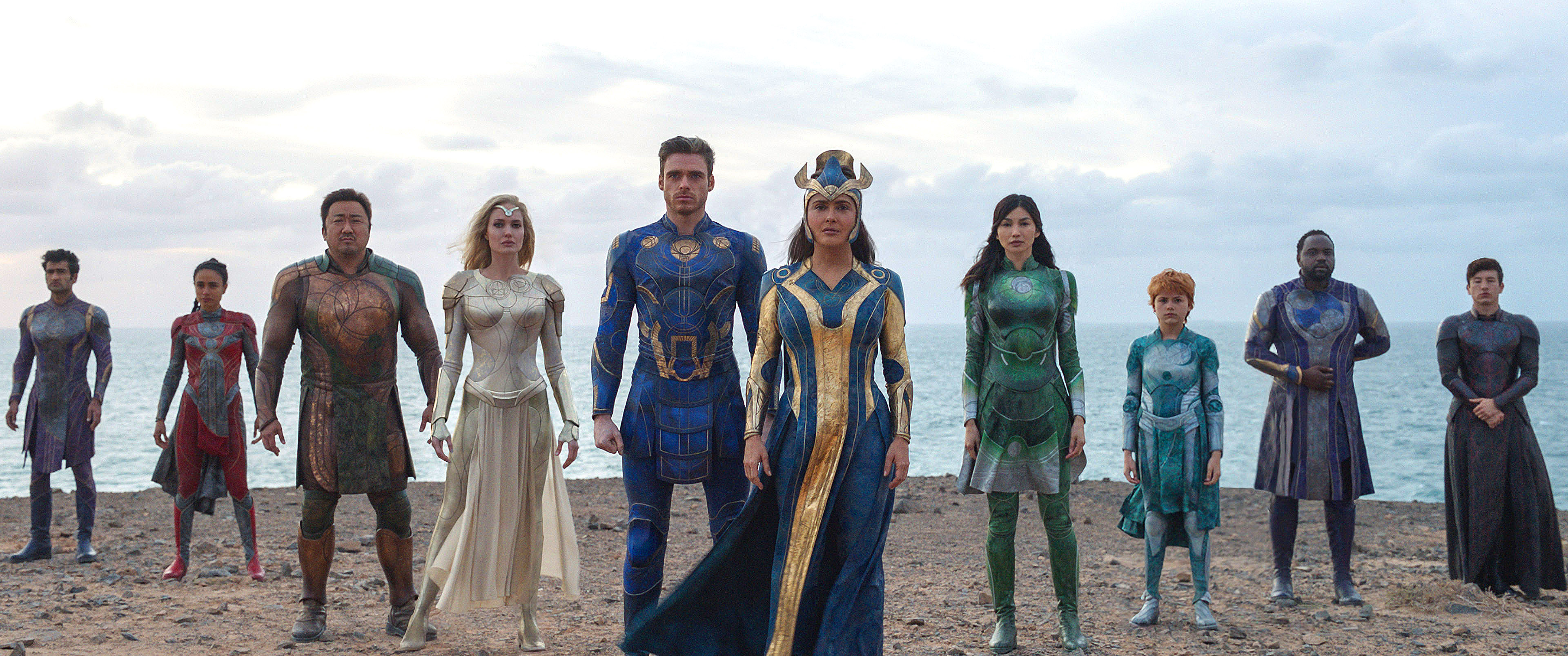 'Eternals' review: Chloe Zhao's fresh Marvel epic turns stale
