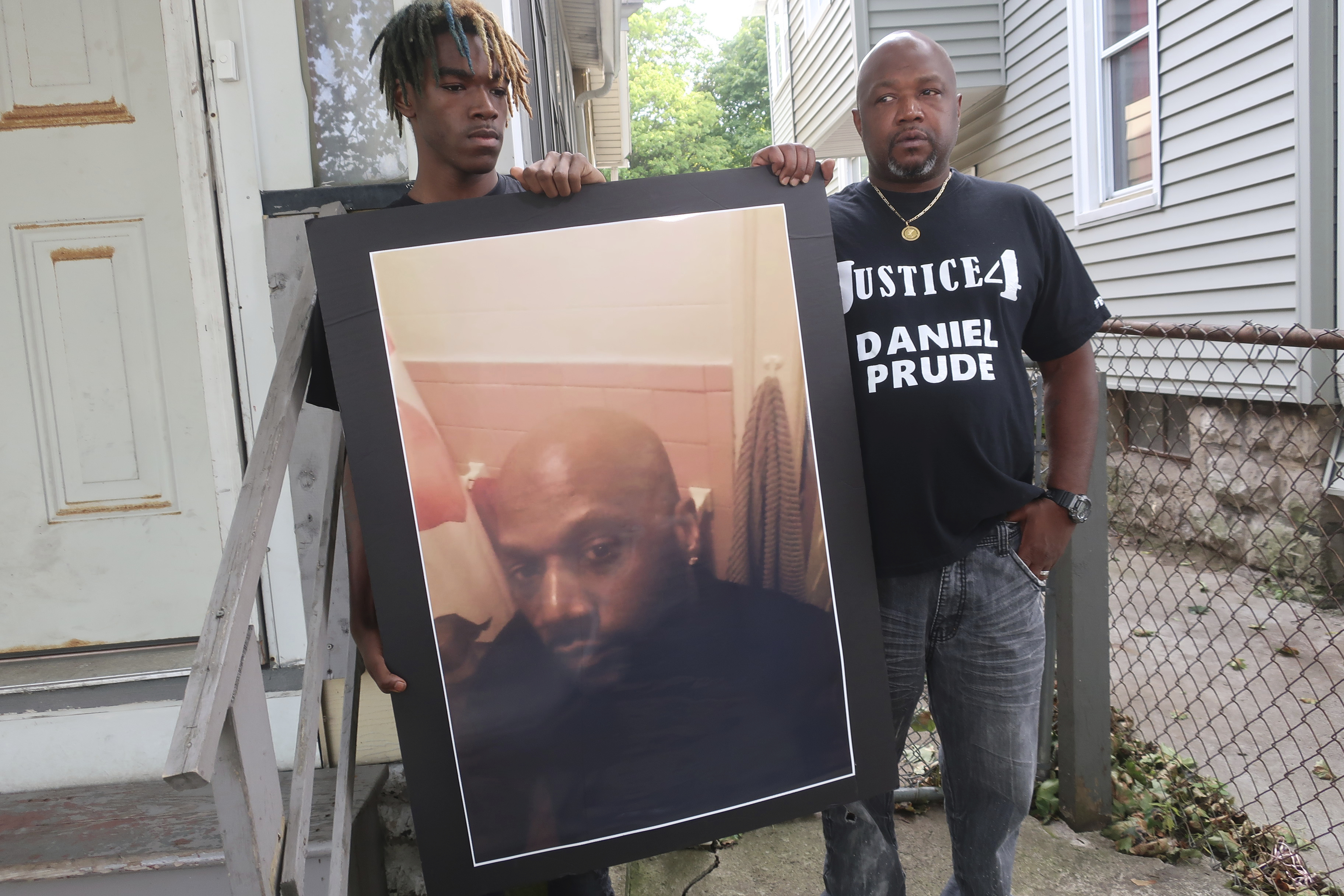 No charges against Rochester, N.Y., officers involved in Daniel Prude's death