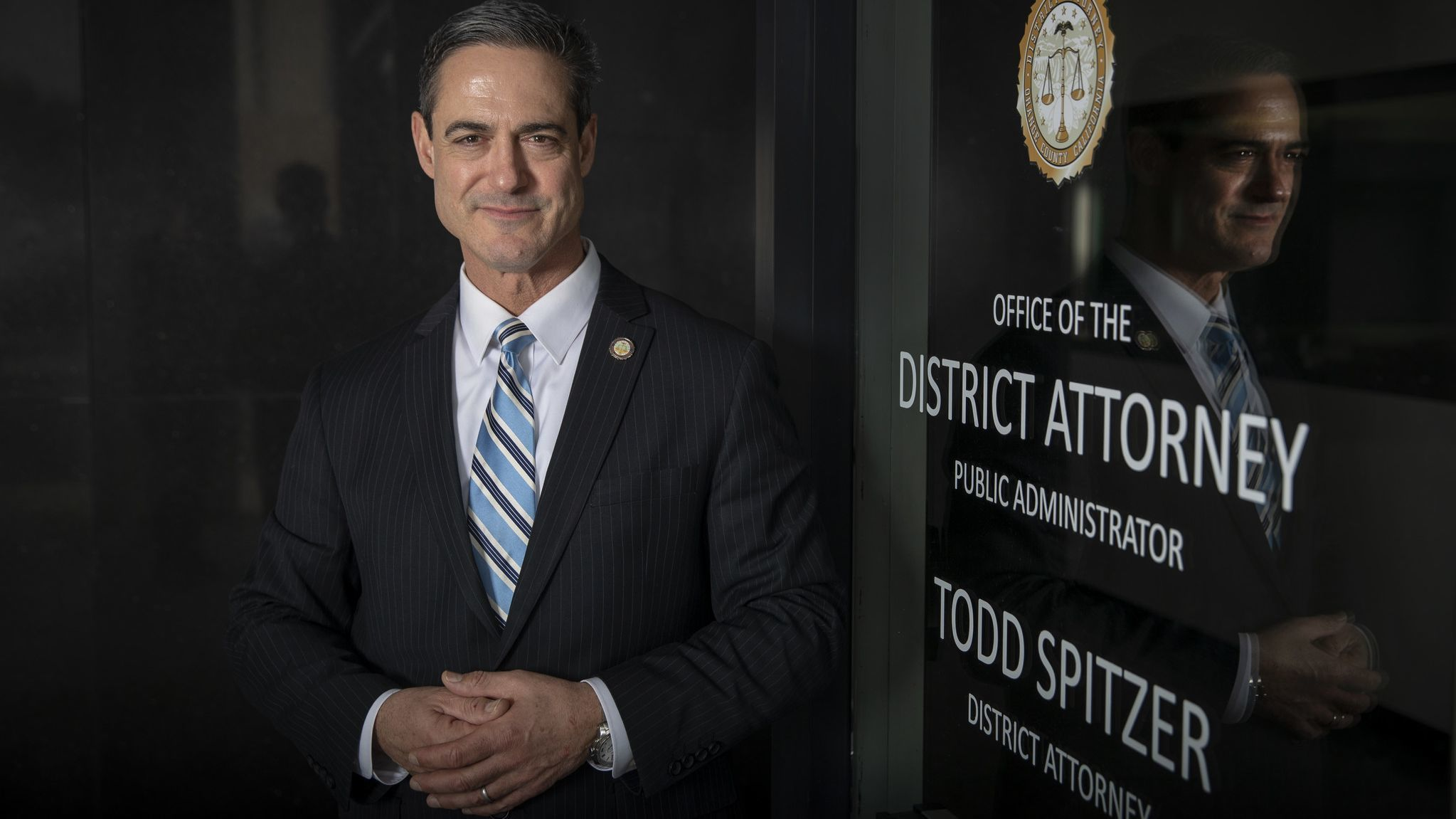O.C. district attorney drops or reduces charges in 67 cases over mishandled evidence
