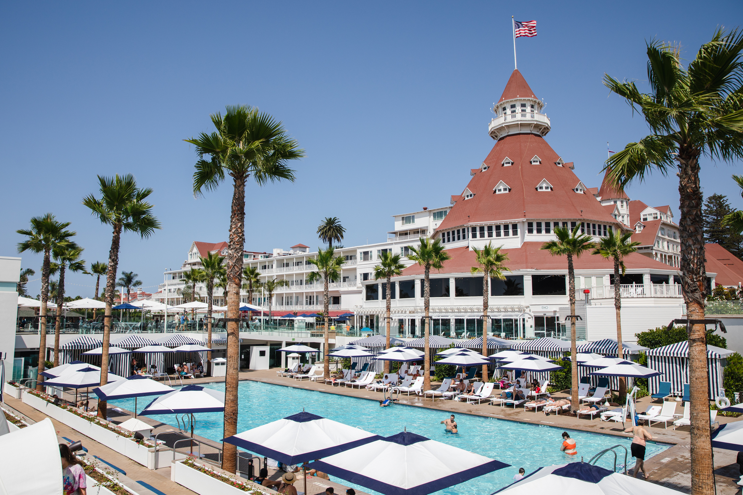 Hotel Del Coronado doesn't let a pandemic slow its $400M renovation