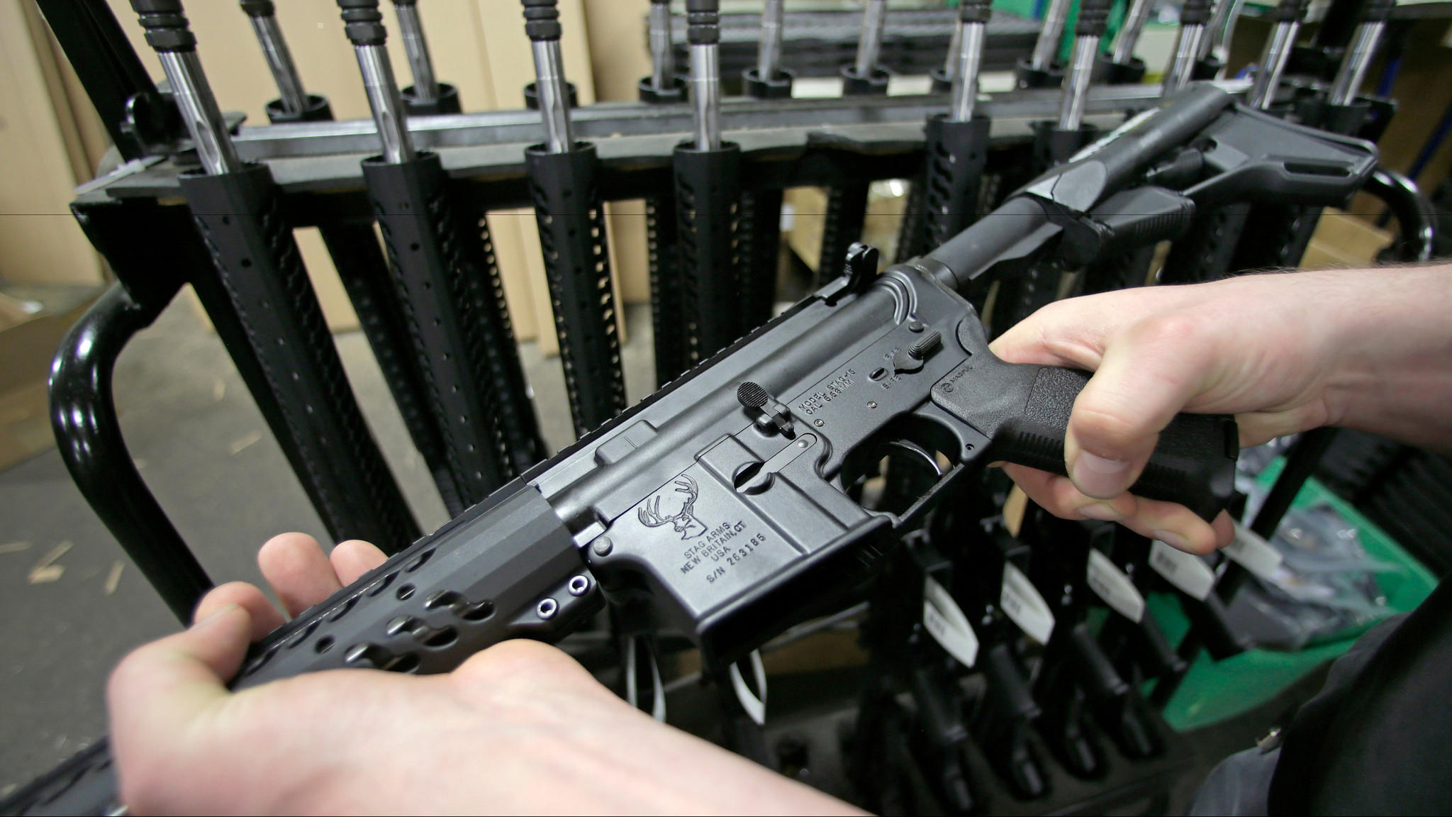 Litman: Want more gun control? Don't make it about AR-15s