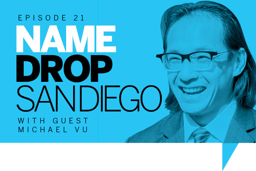 Get to know Michael Vu, registrar of voters for San Diego County