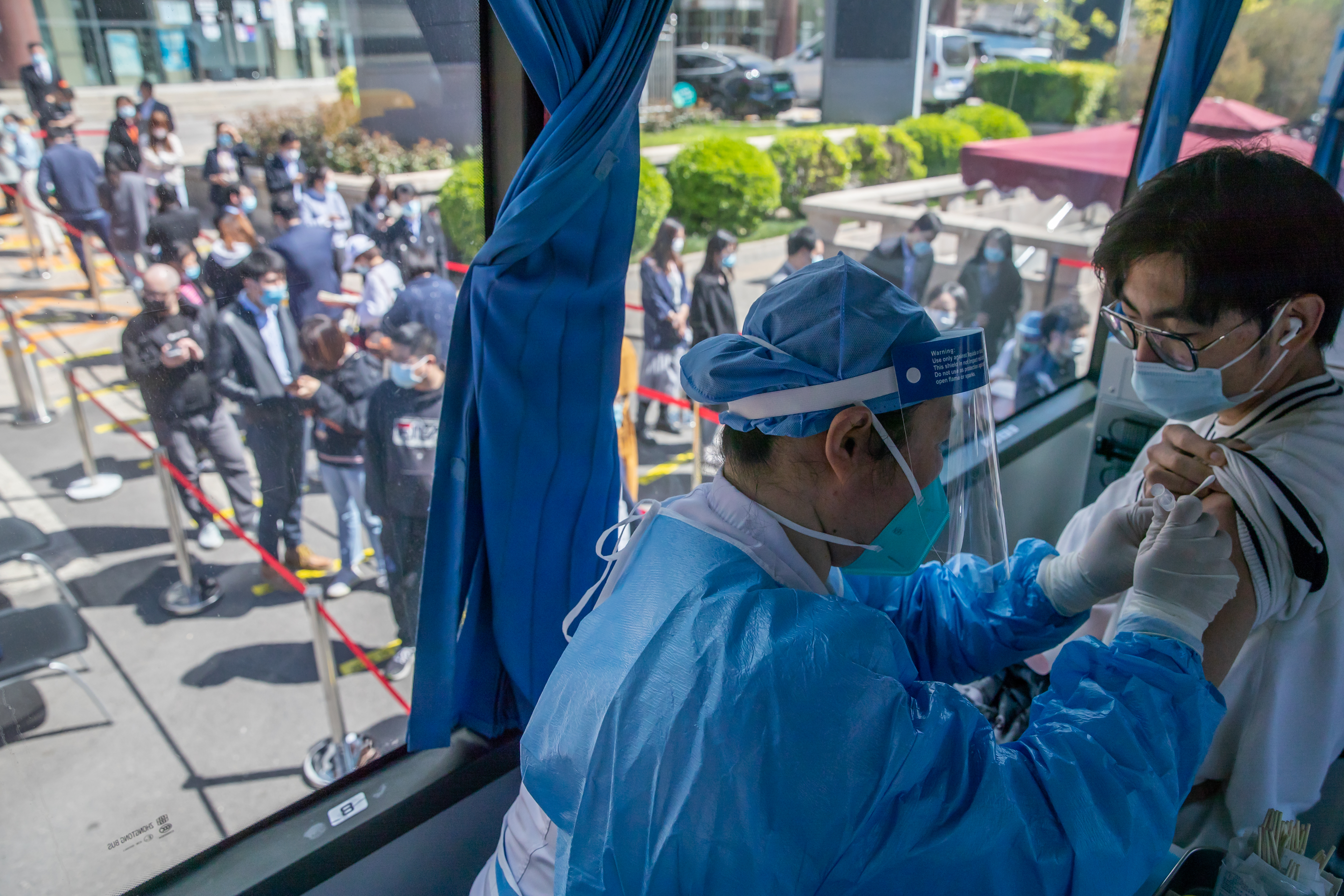 China considers mixing COVID-19 vaccines to boost immunity
