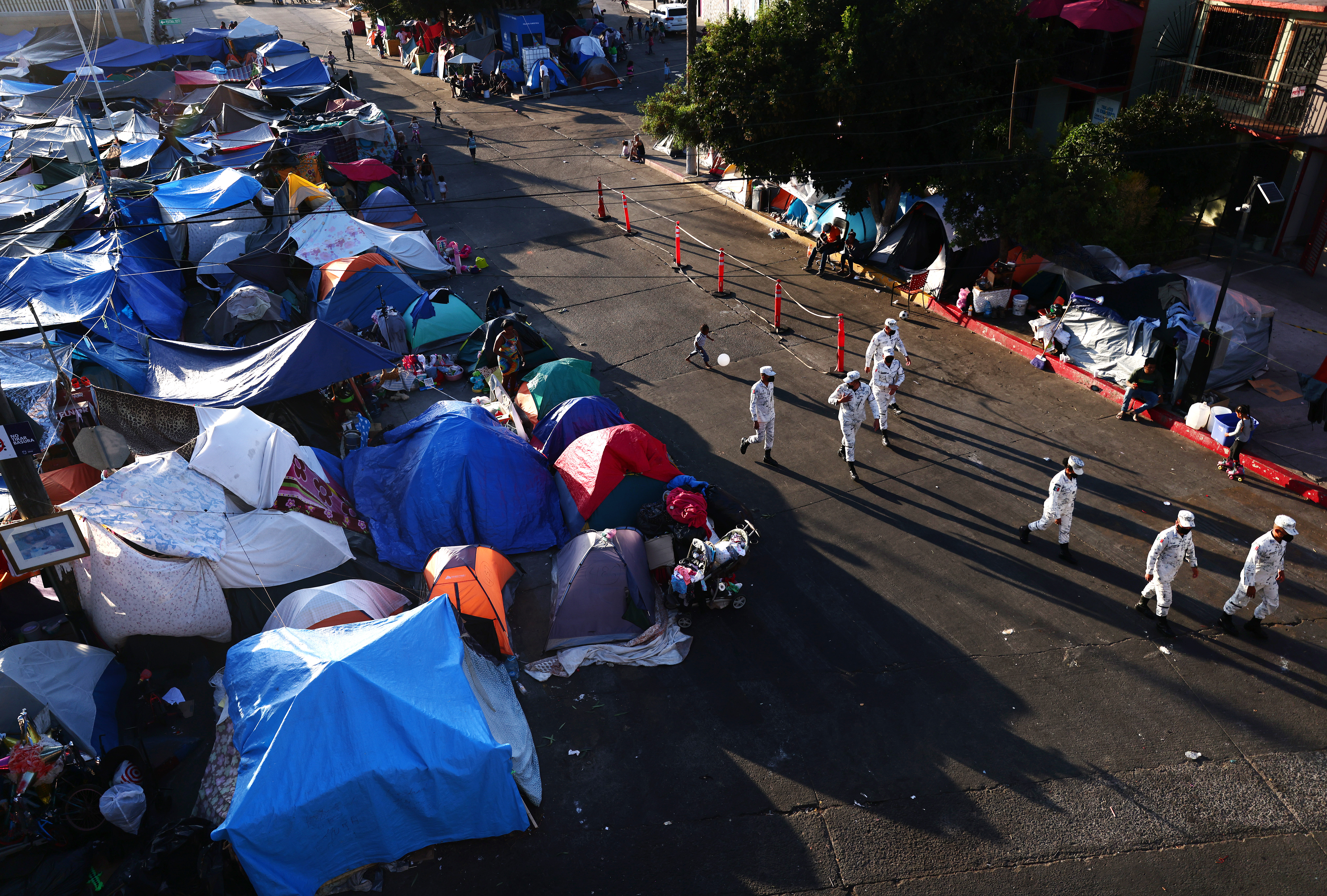 Border officials cancel entry appointments for vulnerable asylum seekers in Tijuana