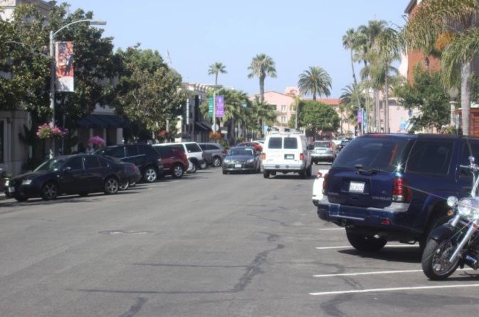 September forum may take another look at community parking district and meters