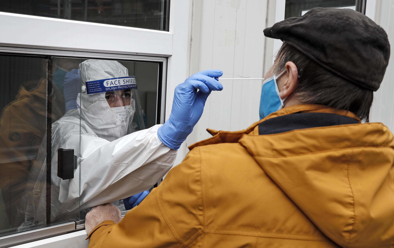New coronavirus rules in Europe; Merkel warns of hard days