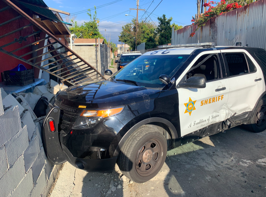Skateboarder alleges abuse by LA deputies involved in Guardado shooting